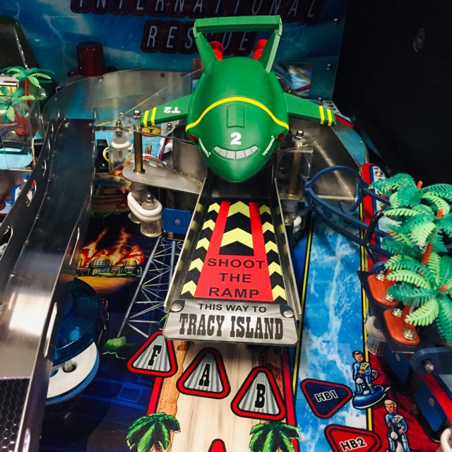 Mission 2: Multiball Action with Thunderbirds 2