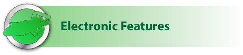 thunderbirds pinball electronic features