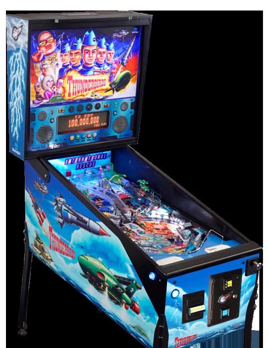 models - Thundercats pinball ticket redemption model