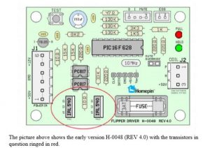 H-0048 (REV 4.0) with Circled Transistors