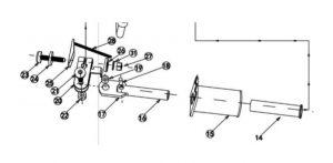 Plunger & Link Assembly